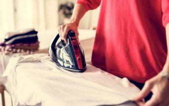 Repassage facile : 8 astuces pour bien utiliser son fer à repasser