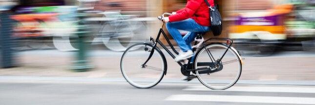 se déplacer à vélo