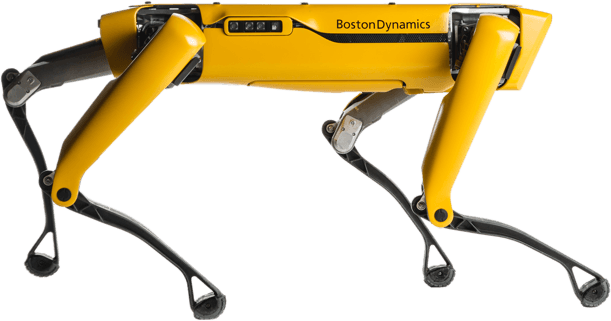 spot : le robot-chien de boston dynamics
