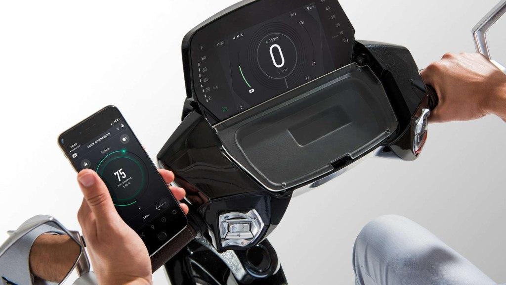 ujet : scooter électrique connecté