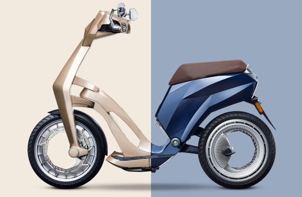 ujet : scooter électrique personnalisable