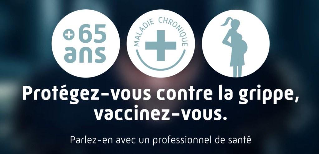 vaccination grippe : les personnes à risque