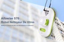 Alfawise S70 robot nettoyeur de vitres