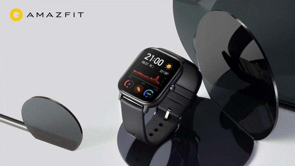 Amazfit GTS : montre connectée