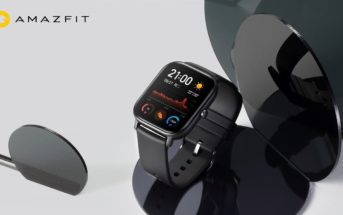 🔥 Promo Black Friday : la montre connectée AMAZFIT GTS à 118€