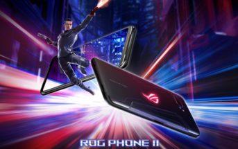 🔥 Code Promo soldes : le smartphone gaming ASUS ROG 2 à 469€
