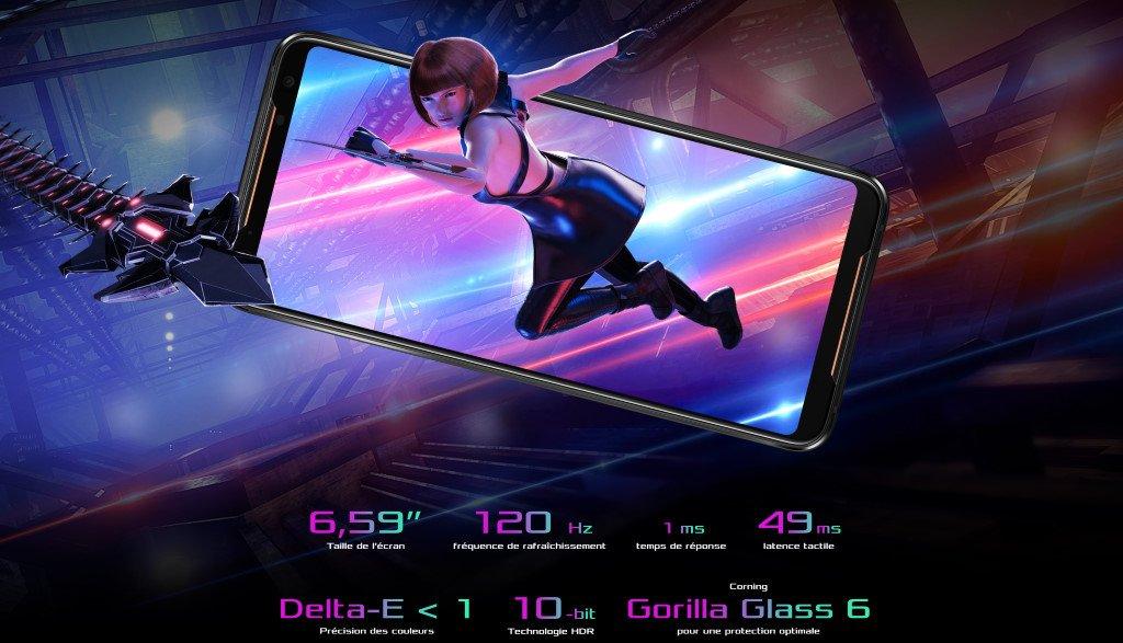 Asus Rog Phone 2 écran