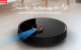 🔥 Promo Black Friday Lenovo X1 LDS : le robot aspirateur premium à 391€