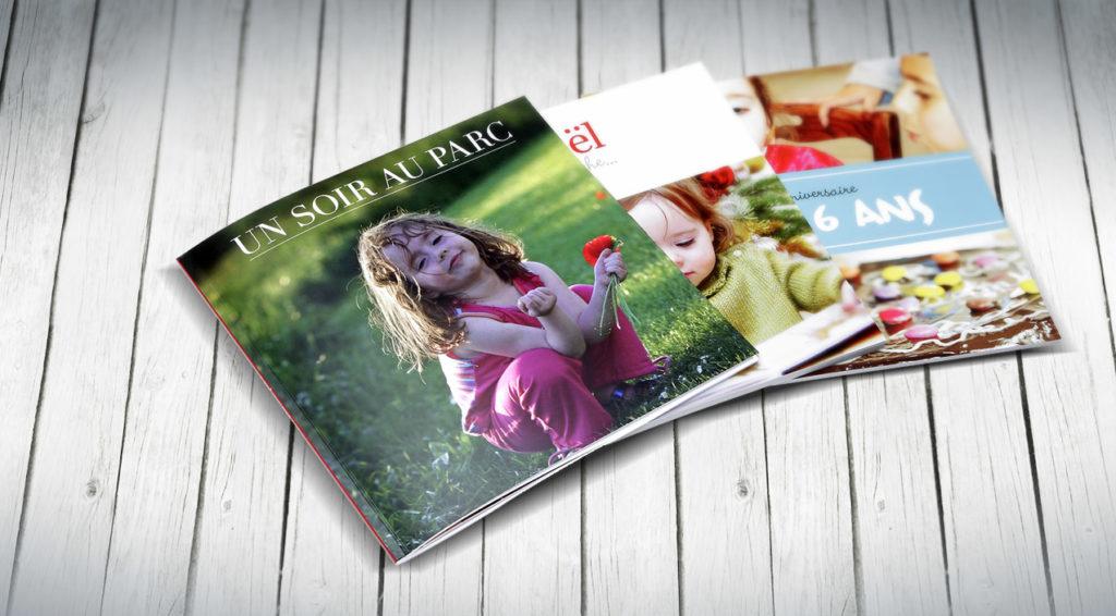 Idée cadeau émotion : livre photo