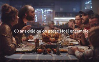 Pub de Noël Carrefour : 60 ans de repas de famille [musique & infos]