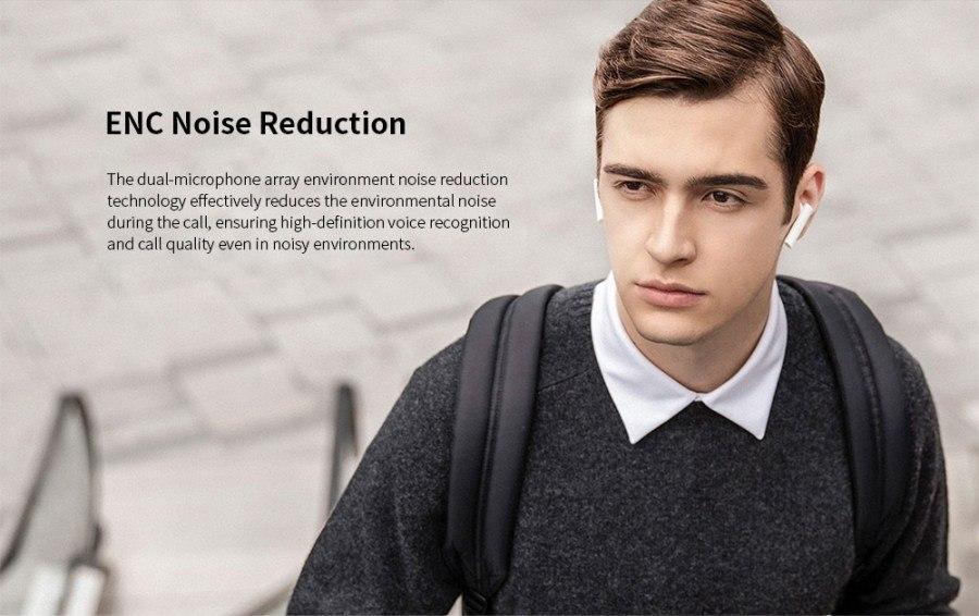 Xiaomi Airdots Pro 2 réduction bruit active