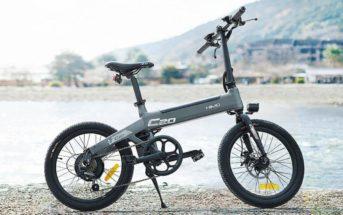 🔥 Code promo : le vélo électrique Xiaomi HIMO C20 à 610€ (envoi EU)