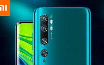 🔥 Code promo soldes : le Xiaomi Mi Note 10 à 406€ (entrepôt FR)