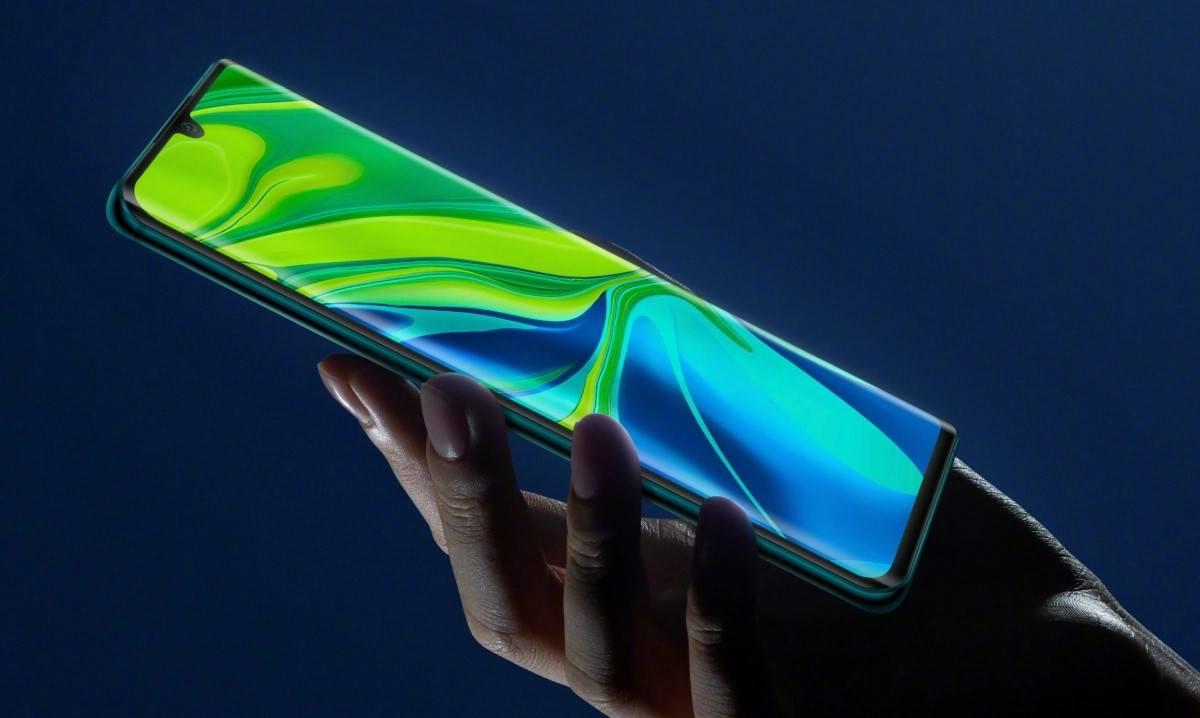 Xiaomi Mi Note 10 : écran