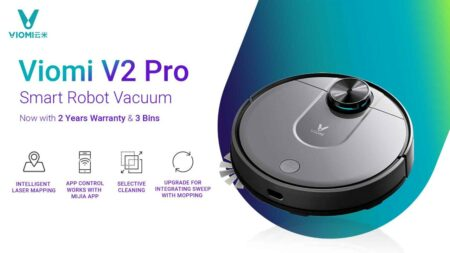 Xiaomi Viomi V2 Pro - 01