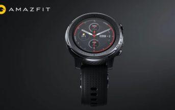 🔥 Promo : la montre connectée GPS AMAZFIT Stratos à 118€