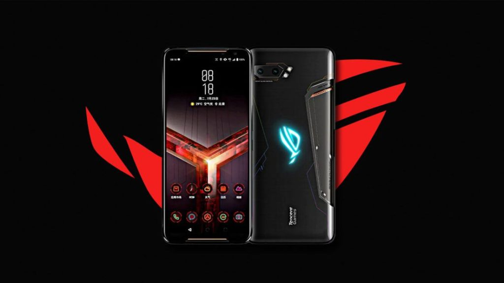 asus rog phone 2 smartphone gaming