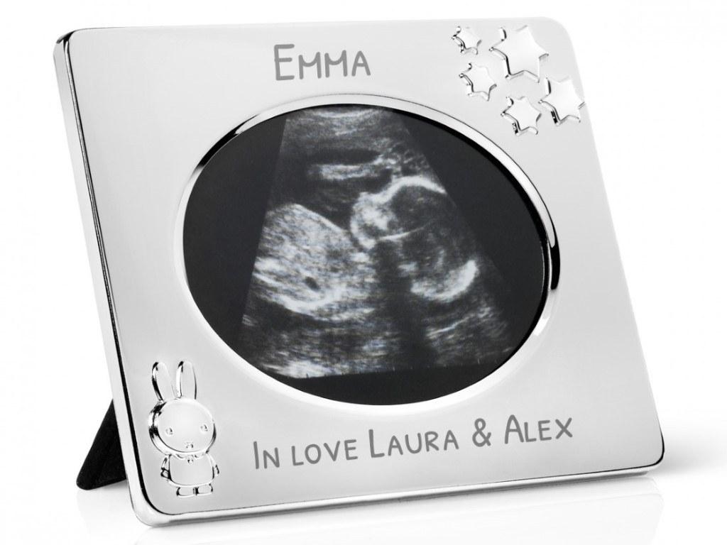cadeau pour future grand-mère : échographie