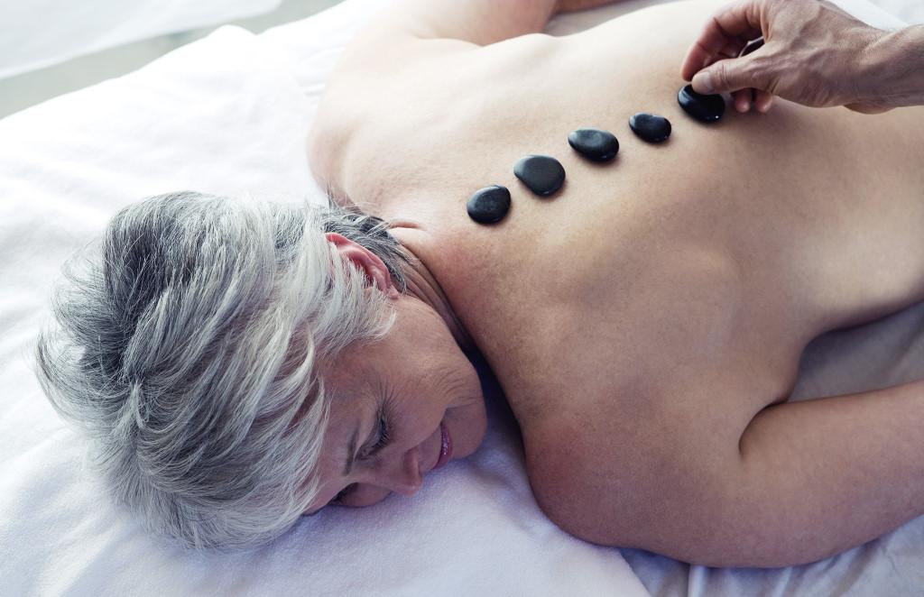 cadeau grand-mère massage bien-être
