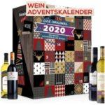calendrier de l'avent du vin 2020