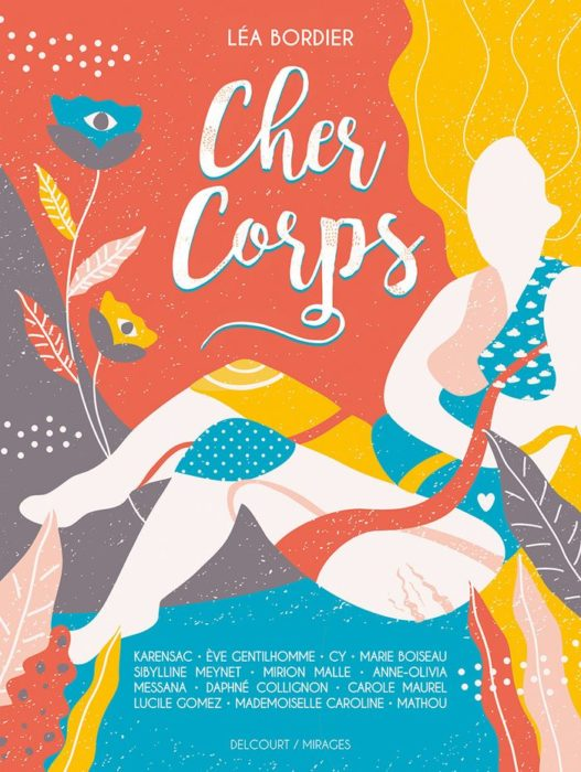 Couverture BD Cher Corps