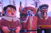 Court-métrage d'animation : hors piste