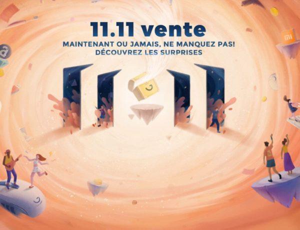🔥 Double 11 : les meilleurs codes promo Gearbest des soldes du 11 novembre