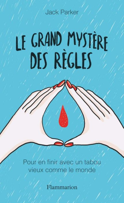 Couverture livre Le Grand Mystère des Règles