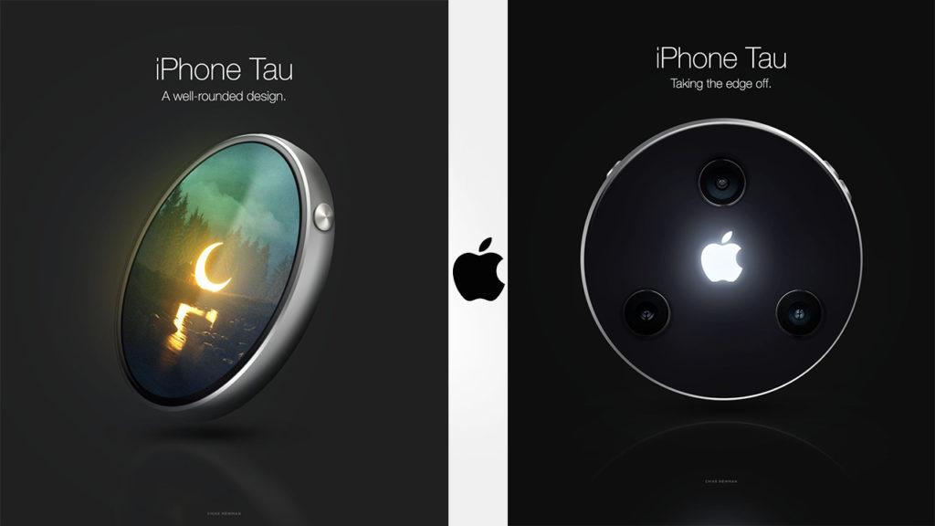 iphone tau