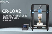 imprimante 3d creality cr-10 v2