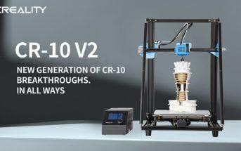 🔥 Promo Black Friday : l'imprimante 3D Creality CR-10 V2 à 418€