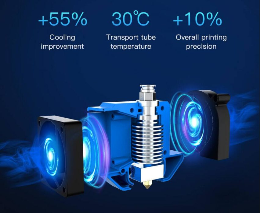 imprimante 3d creality cr-10 v2 : précision