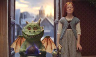 John Lewis : la pub de Noël 2019 avec un dragon