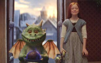 🐲 Pub de Noël : l'émouvante histoire d'amitié entre une petite fille et un dragon