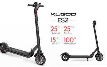 🔥 Code promo Black Friday : la trottinette électrique KUGOO ES2 à 299€