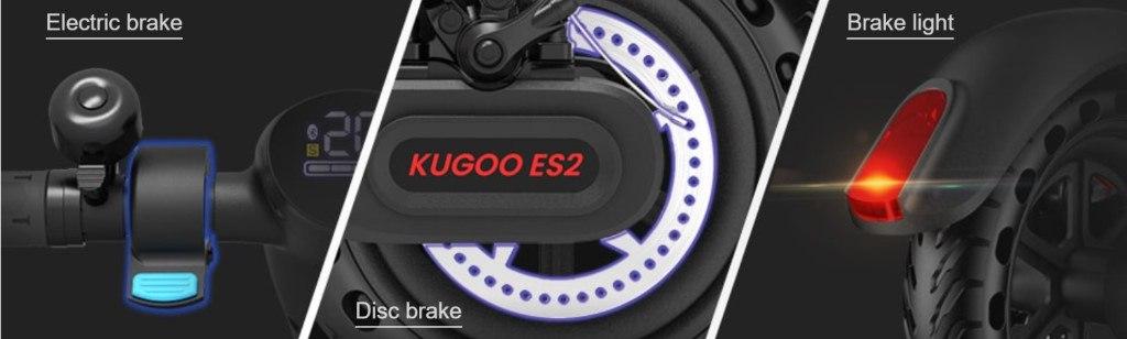 kugoo-es2-securite