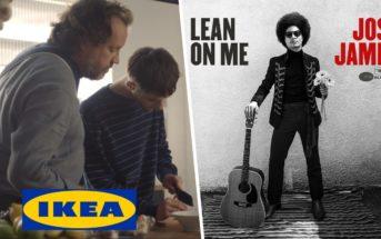 """🎵 Lean On Me : musique de la pub Ikea """"Cuisiner nous rapproche"""""""