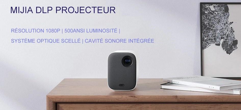 mijia dpl projector