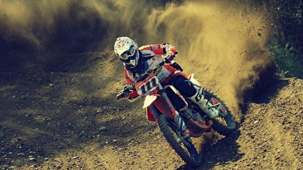 motocross matériel