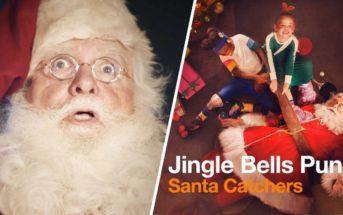 🎅 On l'a : des enfants piègent le père Noël dans la pub Orange 2019