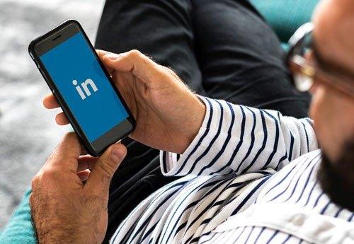 réseaux sociaux : linkedin