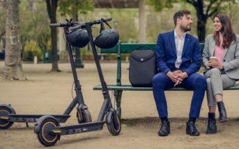 🔥 Code promo : la trottinette électrique Ninebot MAX G30 à 517€