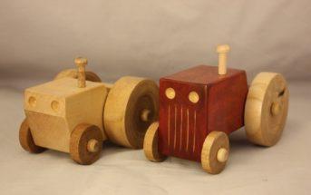 Jouets en bois : la nouvelle tendance pour les cadeaux de Noël