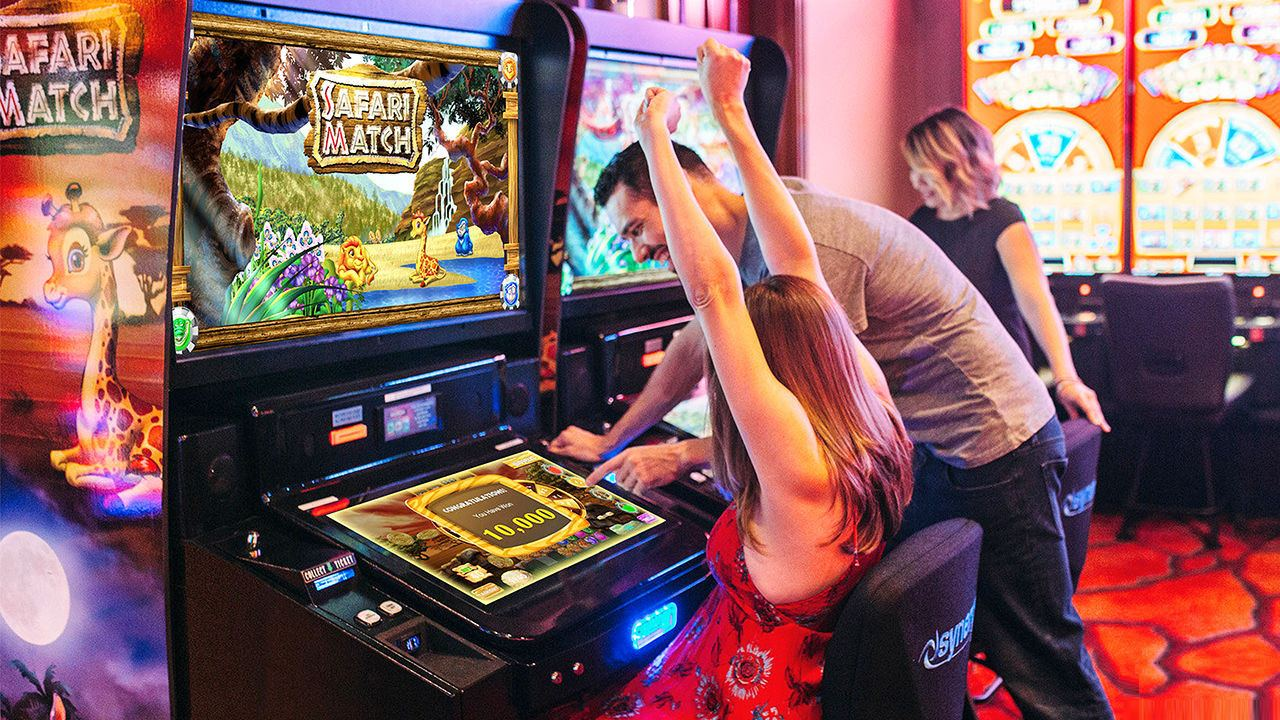 thèmes slots machines