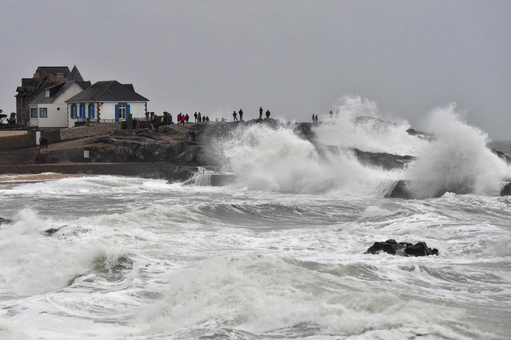 de plus en plus de tempêtes en France