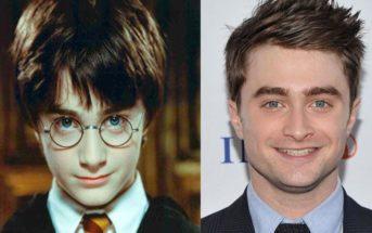 À quoi ressemblent les acteurs de Harry Potter 18 ans après?