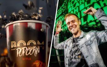 "Musique de la pub ""Boom popcorn"" du film Netflix ""6 Underground"""