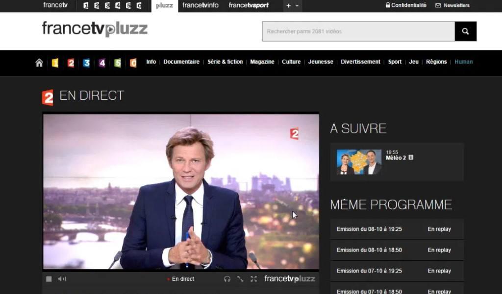 contourner le géoglocage de France tv