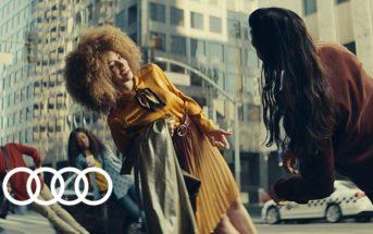 Le monde perd son équilibre : musique de la pub Audi e-tron