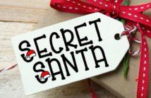 secret santa cadeau
